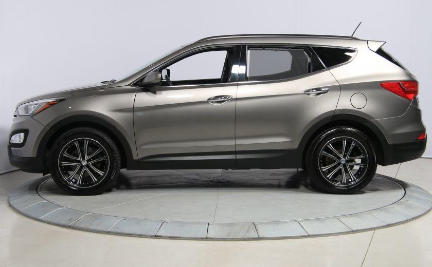 2013 Hyundai Santa Fe Premium AWD 2.0 TURBO #3