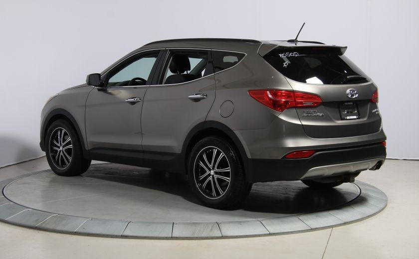 2013 Hyundai Santa Fe Premium AWD 2.0 TURBO #4