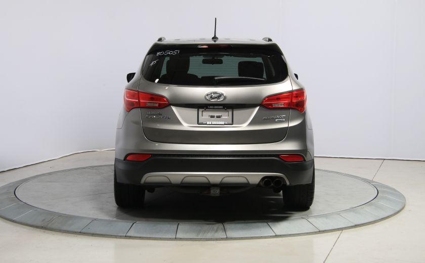 2013 Hyundai Santa Fe Premium AWD 2.0 TURBO #5