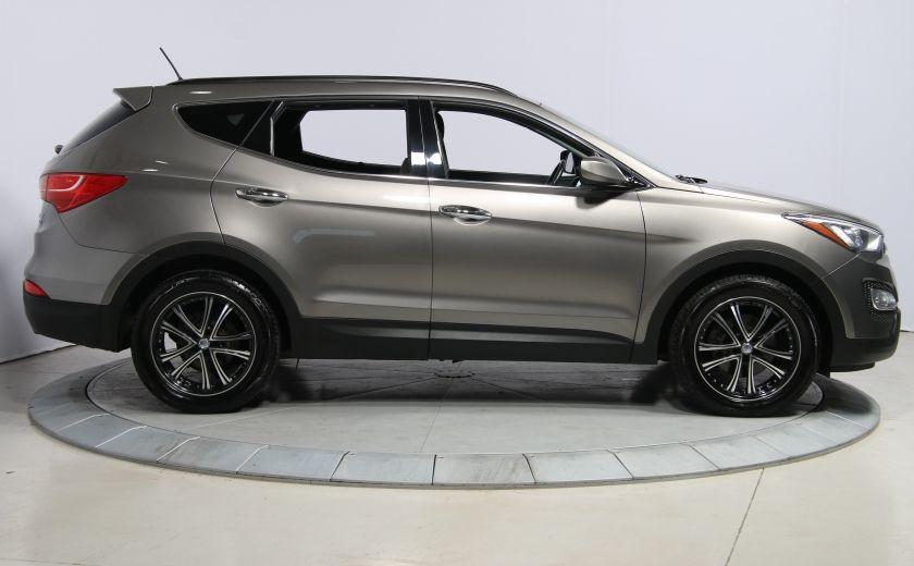 2013 Hyundai Santa Fe Premium AWD 2.0 TURBO #7