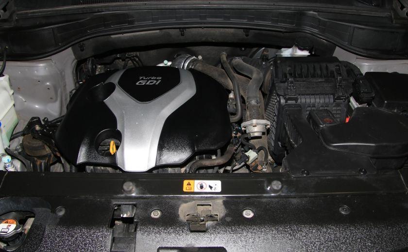 2013 Hyundai Santa Fe Premium AWD 2.0 TURBO #26