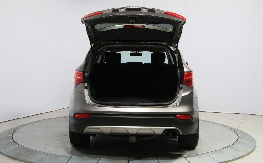 2013 Hyundai Santa Fe Premium AWD 2.0 TURBO #28