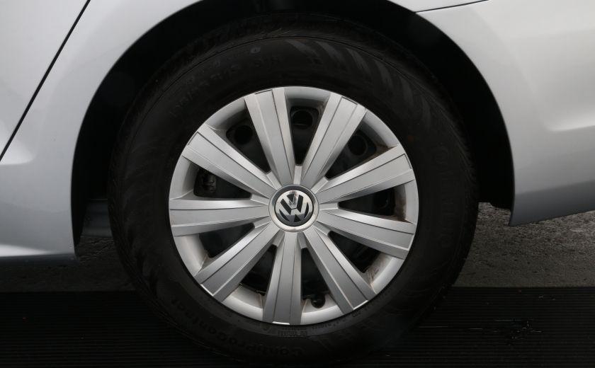 2014 Volkswagen Jetta Trendline+ AUTO A/C GR ELECT SIEGES CHAUFFANTS #25