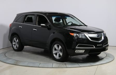 2012 Acura MDX AWD CUIR TOIT CAMERA RECUL in Drummondville