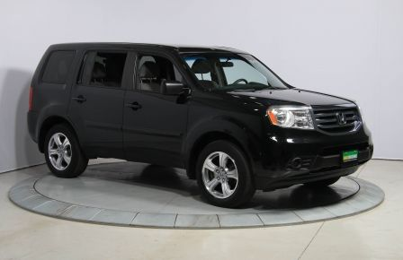 2012 Honda Pilot LX 4WD AUTO A/C GR ELECT MAGS BLUETOOTH 8PASSAGERS in New Richmond