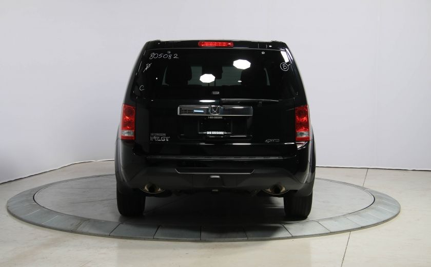 2012 Honda Pilot LX 4WD AUTO A/C GR ELECT MAGS BLUETOOTH 8PASSAGERS #5