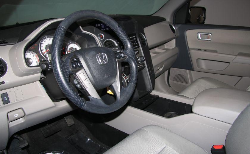 2012 Honda Pilot LX 4WD AUTO A/C GR ELECT MAGS BLUETOOTH 8PASSAGERS #8