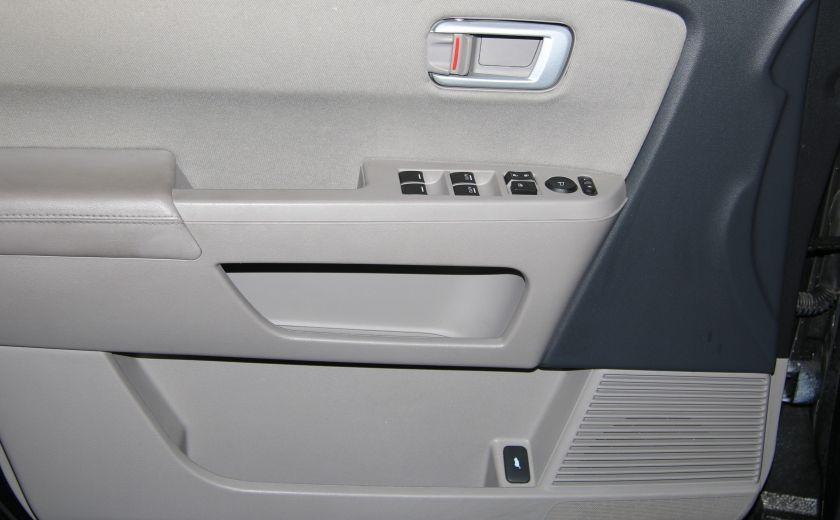 2012 Honda Pilot LX 4WD AUTO A/C GR ELECT MAGS BLUETOOTH 8PASSAGERS #10