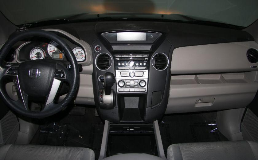 2012 Honda Pilot LX 4WD AUTO A/C GR ELECT MAGS BLUETOOTH 8PASSAGERS #11
