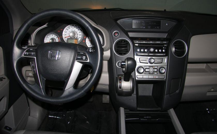 2012 Honda Pilot LX 4WD AUTO A/C GR ELECT MAGS BLUETOOTH 8PASSAGERS #12