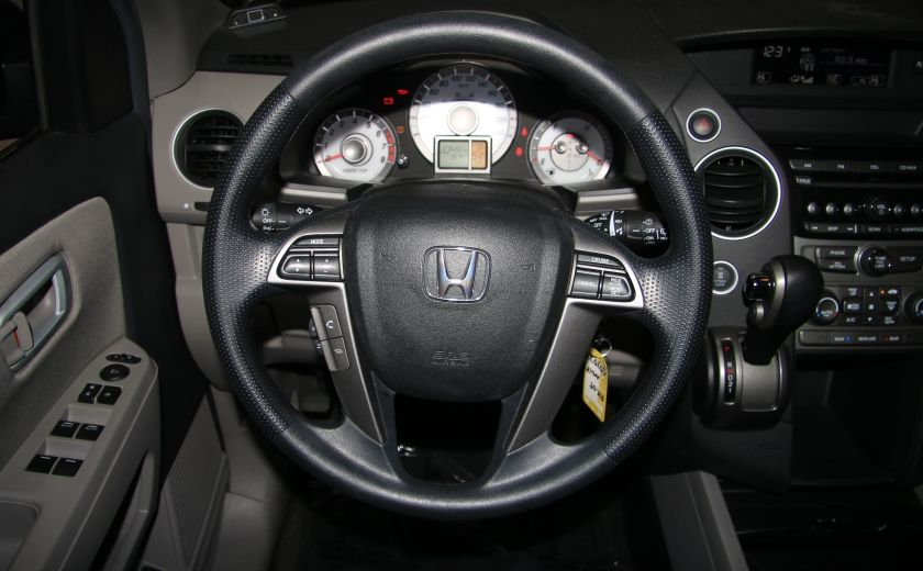 2012 Honda Pilot LX 4WD AUTO A/C GR ELECT MAGS BLUETOOTH 8PASSAGERS #13