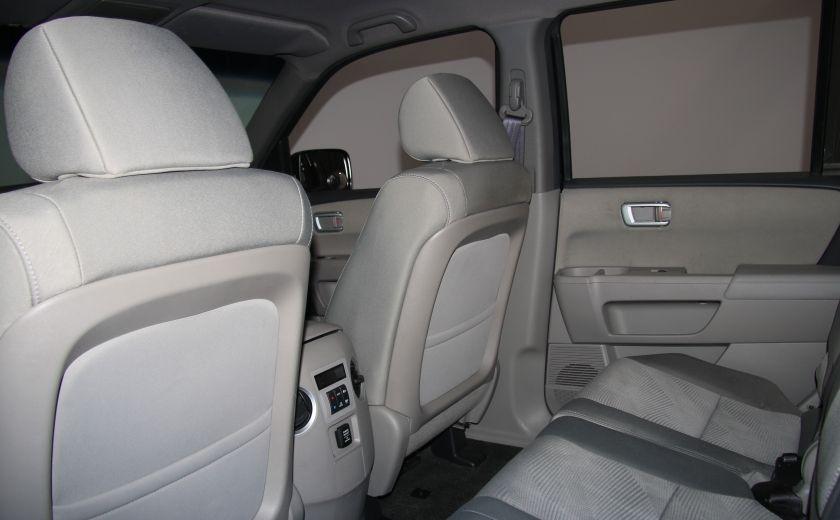 2012 Honda Pilot LX 4WD AUTO A/C GR ELECT MAGS BLUETOOTH 8PASSAGERS #16
