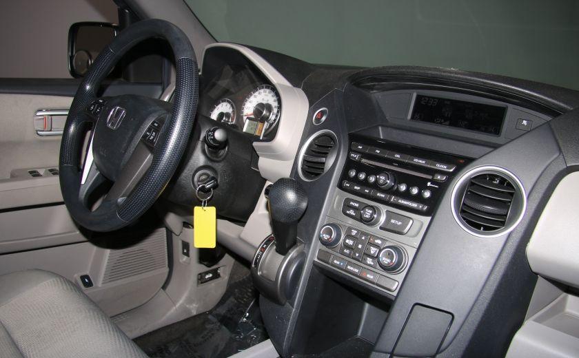 2012 Honda Pilot LX 4WD AUTO A/C GR ELECT MAGS BLUETOOTH 8PASSAGERS #23