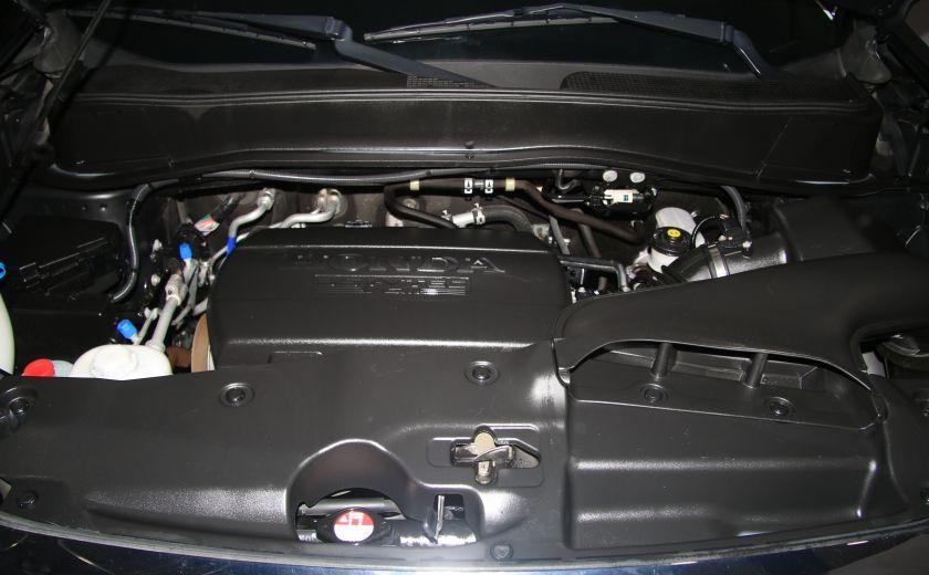 2012 Honda Pilot LX 4WD AUTO A/C GR ELECT MAGS BLUETOOTH 8PASSAGERS #25