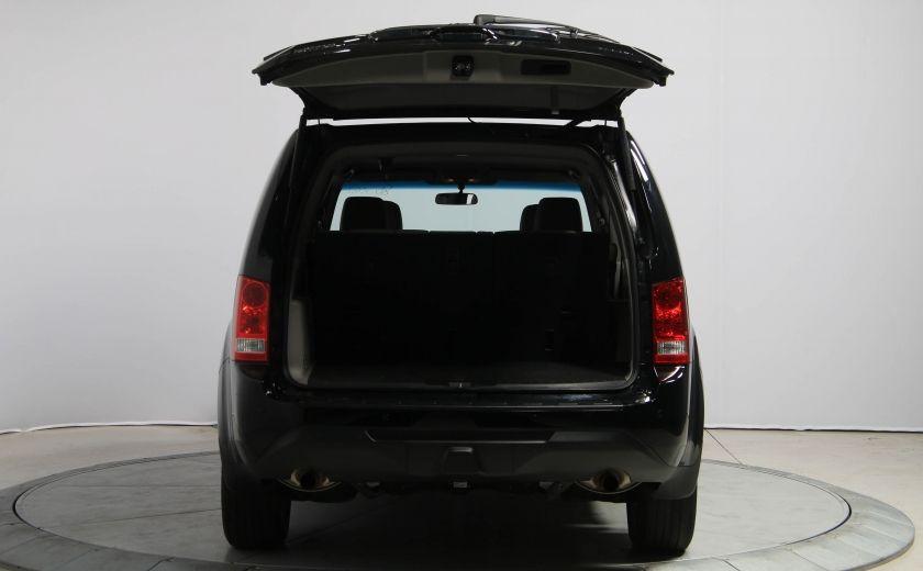 2012 Honda Pilot LX 4WD AUTO A/C GR ELECT MAGS BLUETOOTH 8PASSAGERS #27