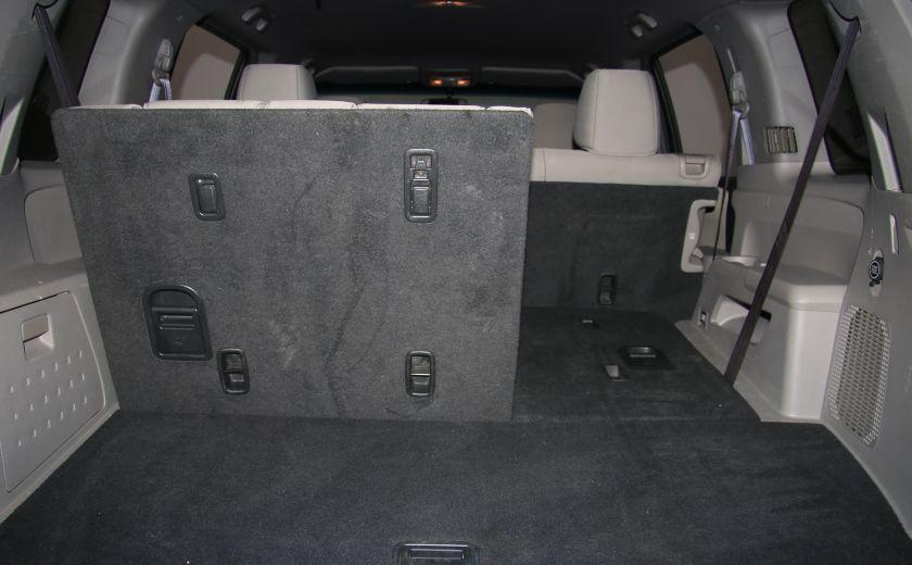 2012 Honda Pilot LX 4WD AUTO A/C GR ELECT MAGS BLUETOOTH 8PASSAGERS #29