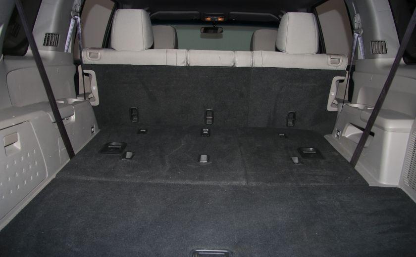 2012 Honda Pilot LX 4WD AUTO A/C GR ELECT MAGS BLUETOOTH 8PASSAGERS #30