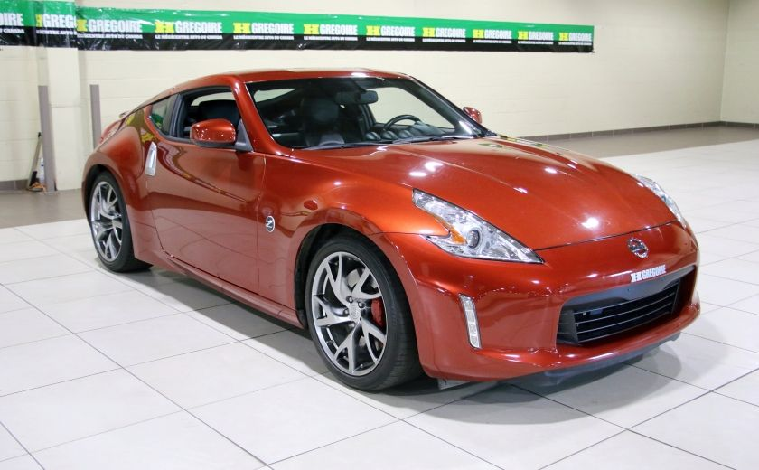 2014 Nissan 370Z Touring AUTO A/C NAV MAGS BLUETOOTH #0