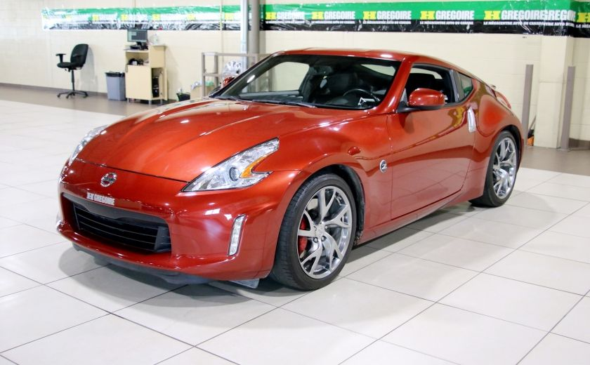 2014 Nissan 370Z Touring AUTO A/C NAV MAGS BLUETOOTH #2