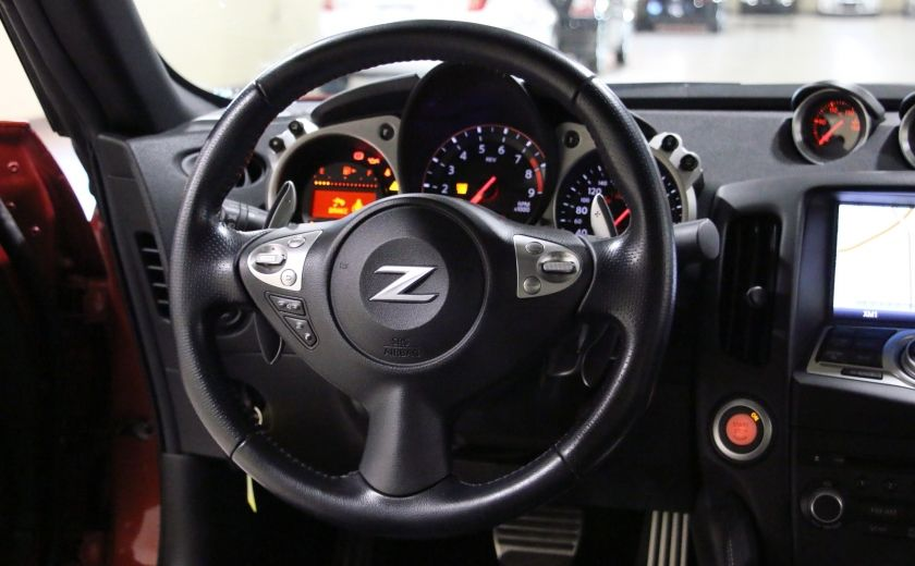 2014 Nissan 370Z Touring AUTO A/C NAV MAGS BLUETOOTH #14