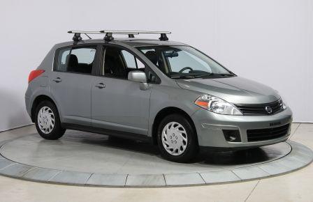 2012 Nissan Versa 1.8 SL A/C GR ELECT TOIT à Drummondville
