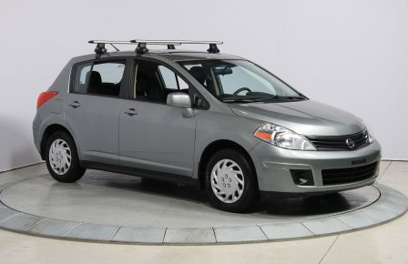2012 Nissan Versa 1.8 SL A/C GR ELECT TOIT in Sherbrooke