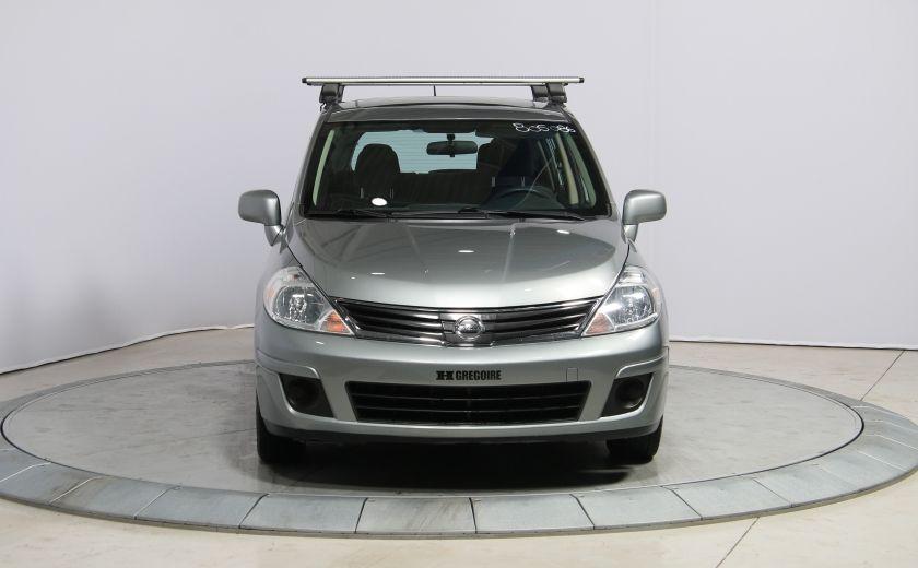2012 Nissan Versa 1.8 SL A/C GR ELECT TOIT #1