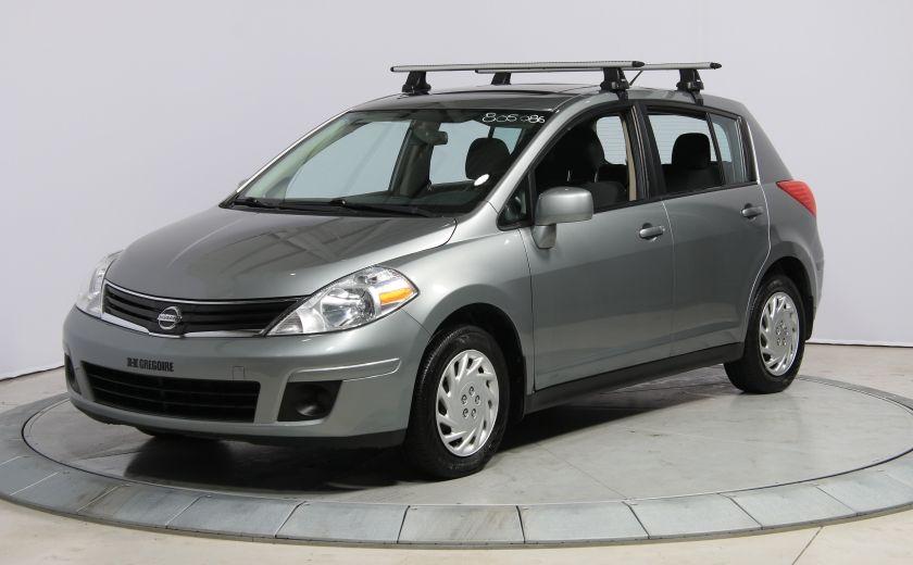 2012 Nissan Versa 1.8 SL A/C GR ELECT TOIT #2