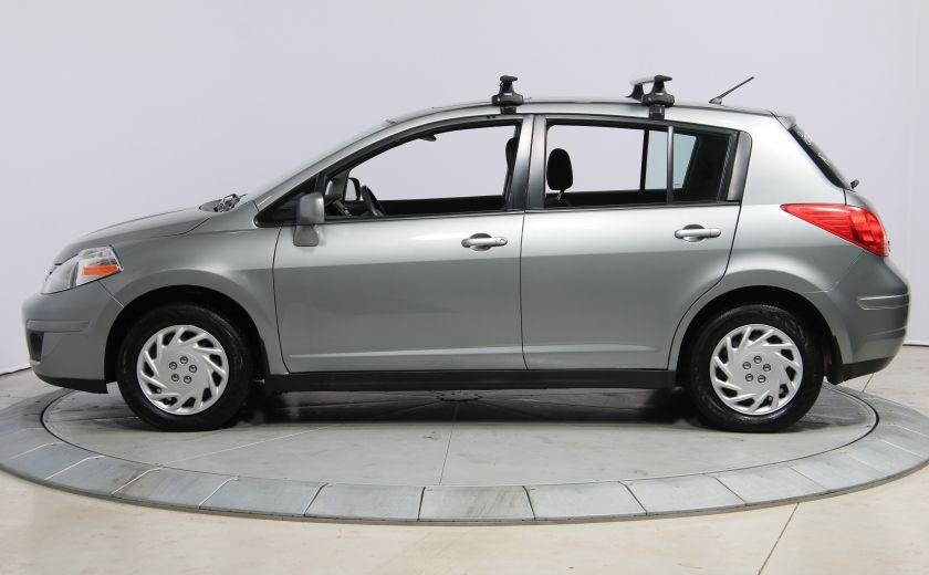 2012 Nissan Versa 1.8 SL A/C GR ELECT TOIT #3