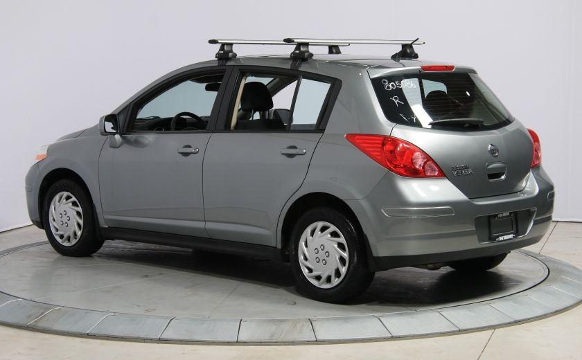 2012 Nissan Versa 1.8 SL A/C GR ELECT TOIT #4