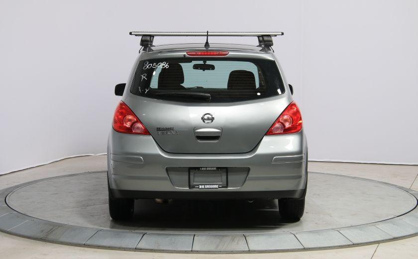 2012 Nissan Versa 1.8 SL A/C GR ELECT TOIT #5
