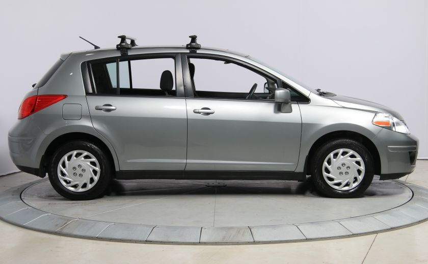 2012 Nissan Versa 1.8 SL A/C GR ELECT TOIT #7