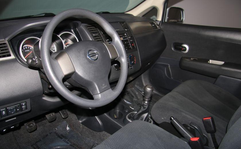 2012 Nissan Versa 1.8 SL A/C GR ELECT TOIT #8