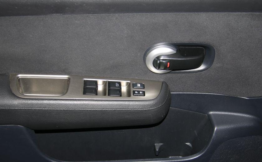 2012 Nissan Versa 1.8 SL A/C GR ELECT TOIT #10