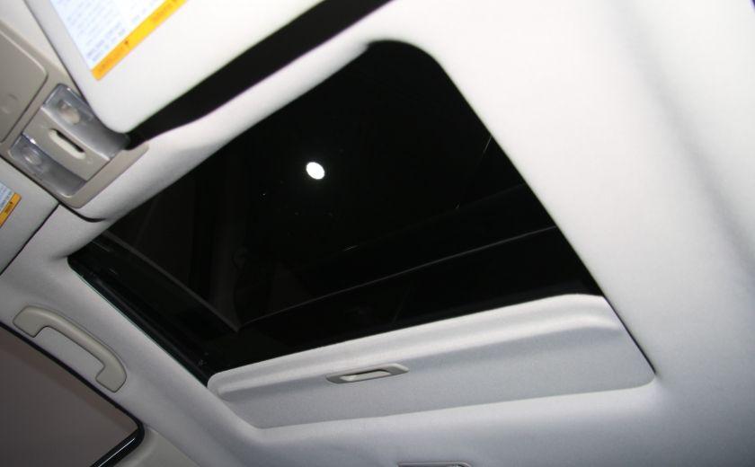 2012 Nissan Versa 1.8 SL A/C GR ELECT TOIT #11