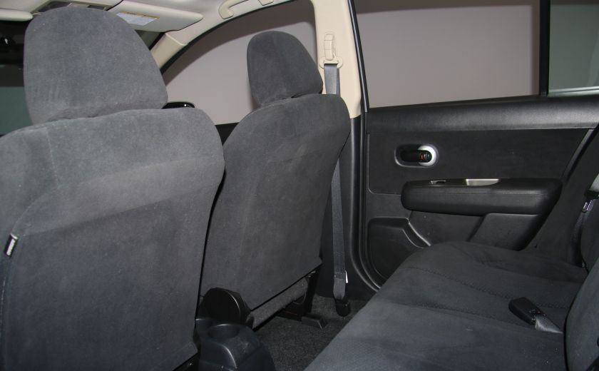 2012 Nissan Versa 1.8 SL A/C GR ELECT TOIT #16