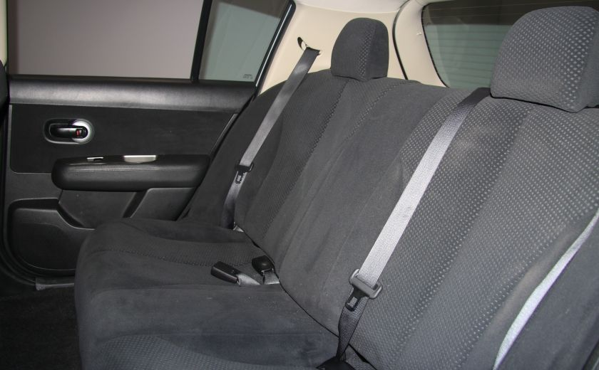 2012 Nissan Versa 1.8 SL A/C GR ELECT TOIT #17