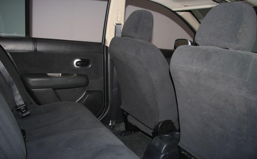 2012 Nissan Versa 1.8 SL A/C GR ELECT TOIT #18