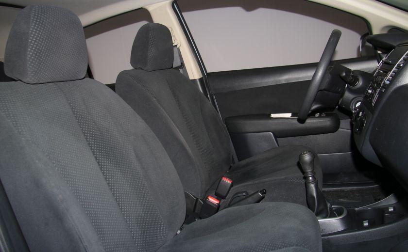2012 Nissan Versa 1.8 SL A/C GR ELECT TOIT #22
