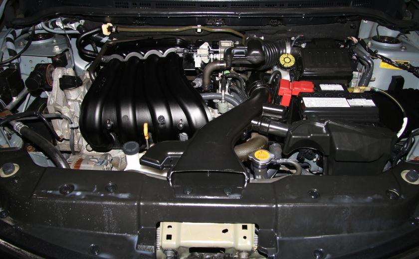 2012 Nissan Versa 1.8 SL A/C GR ELECT TOIT #23