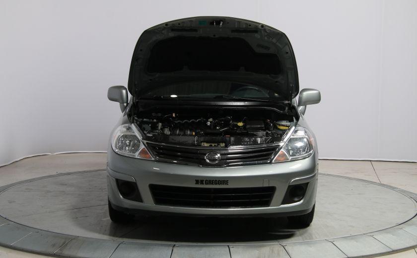 2012 Nissan Versa 1.8 SL A/C GR ELECT TOIT #24