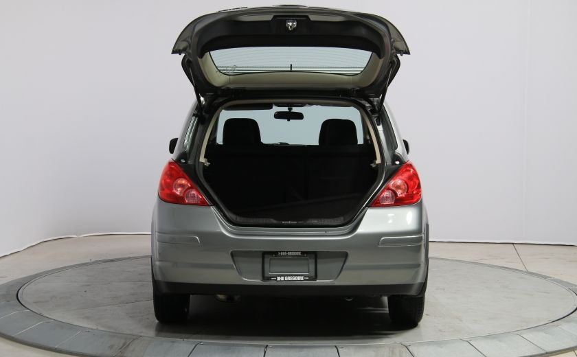 2012 Nissan Versa 1.8 SL A/C GR ELECT TOIT #25