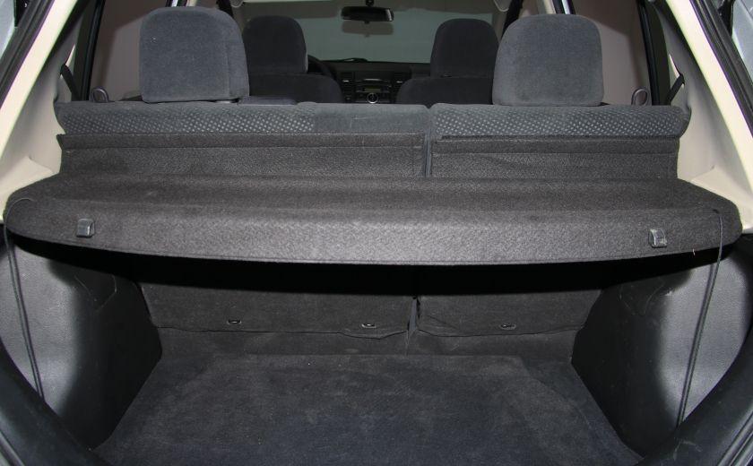 2012 Nissan Versa 1.8 SL A/C GR ELECT TOIT #26