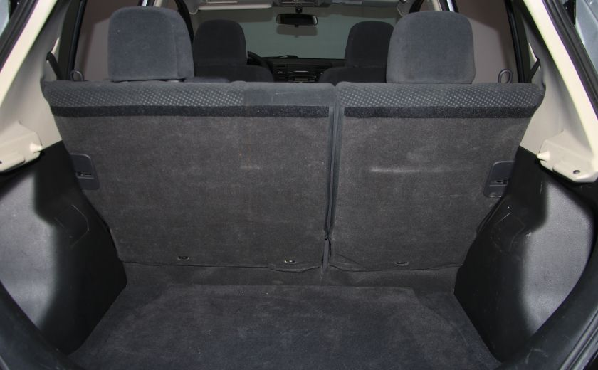 2012 Nissan Versa 1.8 SL A/C GR ELECT TOIT #27