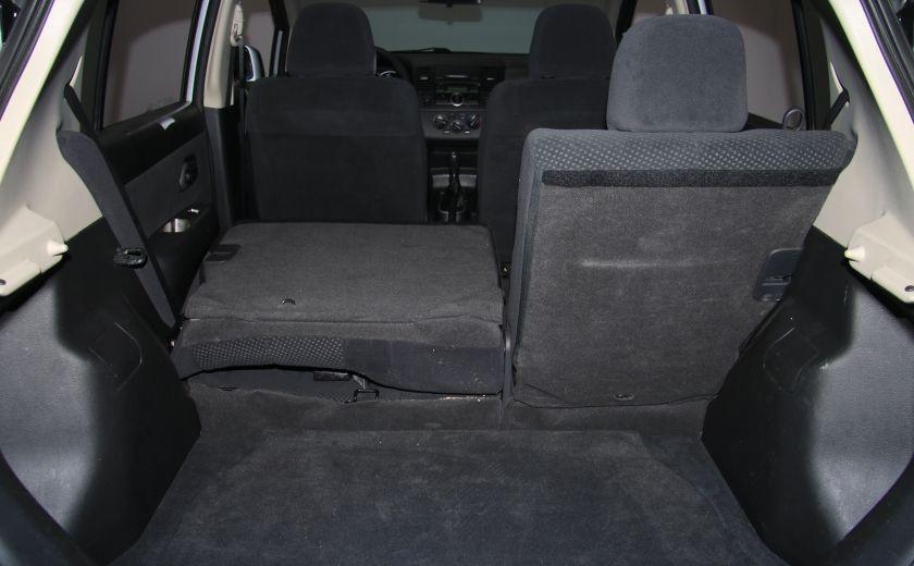 2012 Nissan Versa 1.8 SL A/C GR ELECT TOIT #28