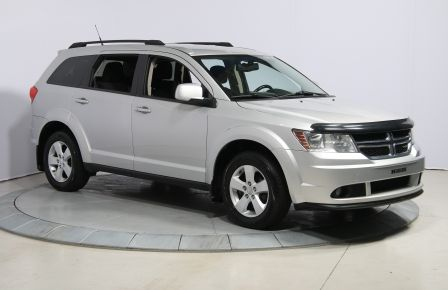 2011 Dodge Journey SXT AUTOMATIQUE A/C MAGS BLUETHOOT à Longueuil