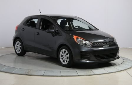 2016 Kia Rio LX+ ECO AUTOMATIQUE A/C BLUETHOOT ECO in Estrie