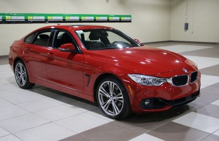 2015 BMW 428I 428i xDrive GRAN COUPE AWD AUTO CUIR TOIT NAV in Sherbrooke