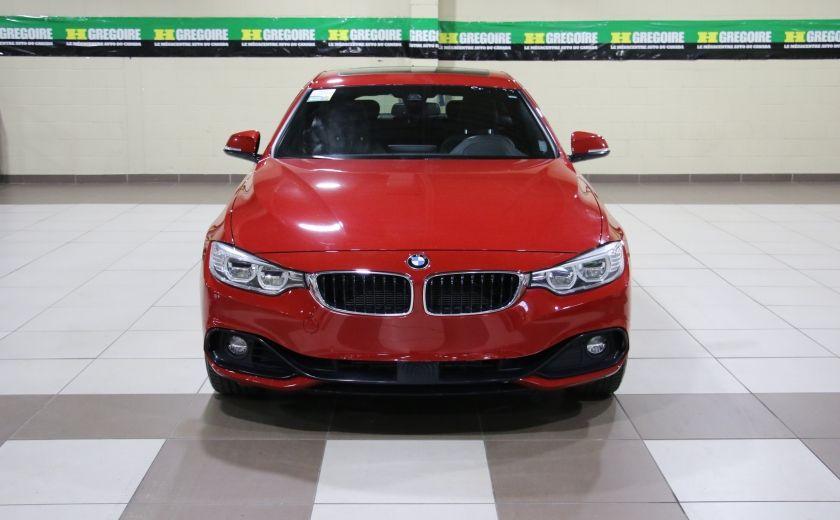 2015 BMW 428I 428i xDrive GRAN COUPE AWD AUTO CUIR TOIT NAV #1