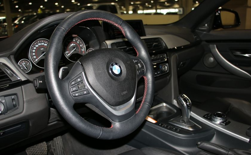 2015 BMW 428I 428i xDrive GRAN COUPE AWD AUTO CUIR TOIT NAV #8
